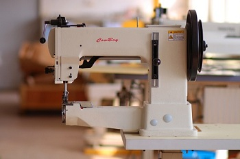 Heavy duty industrial leather sewing machines in UK