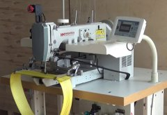 Heavy duty industrial sewing machines in New Zealand