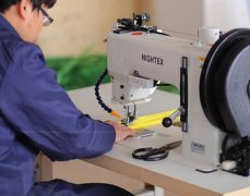 Heavy duty industrial sewing machines sale in Indonesia